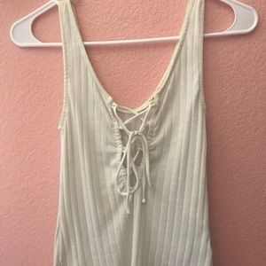 Urban Outfitters flirty tank